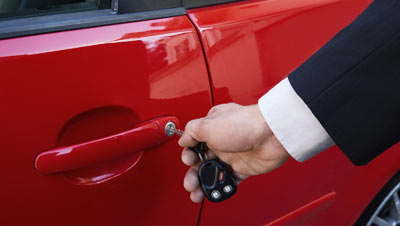 Allianz - unlock car door
