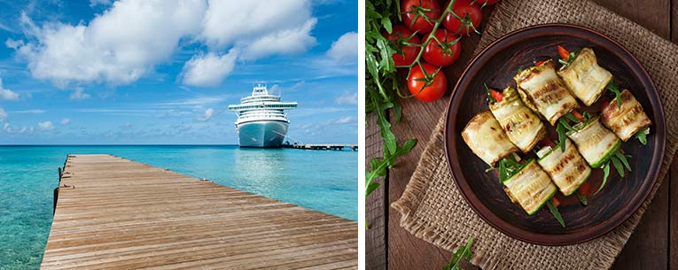Best Cruises For Vegans Allianz Global Assistance - Best cruise ship for food