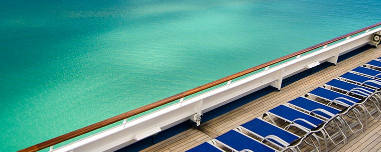 Allianz - cruise deck
