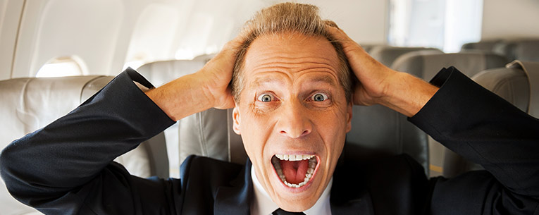 Allianz - How to Overcome Your Fear of Flying