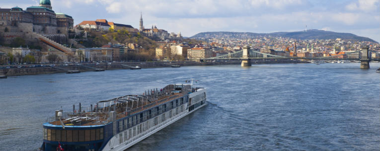 Allianz - danube river cruise