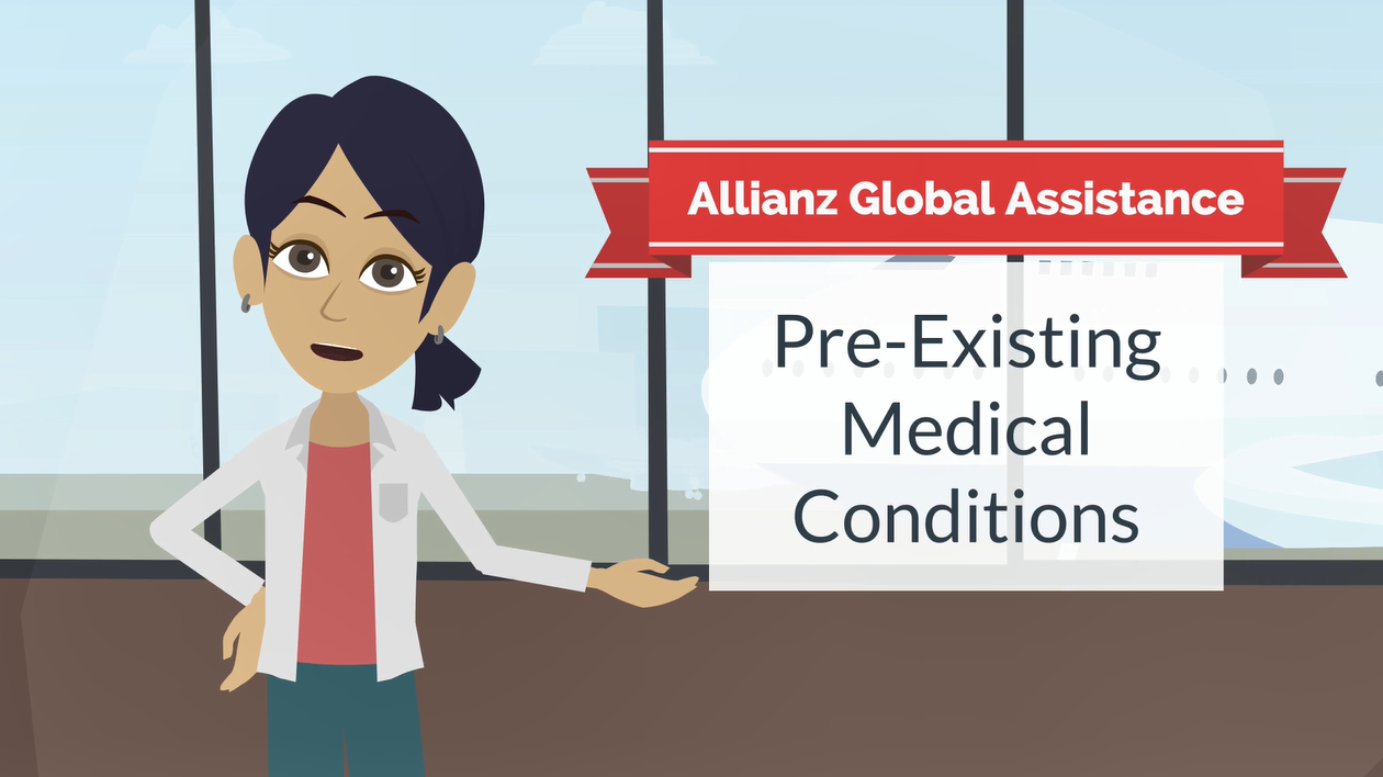 Allianz - pre-existing-video