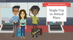 Allianz - Single Trip vs. Annual Travel Insurance Plans