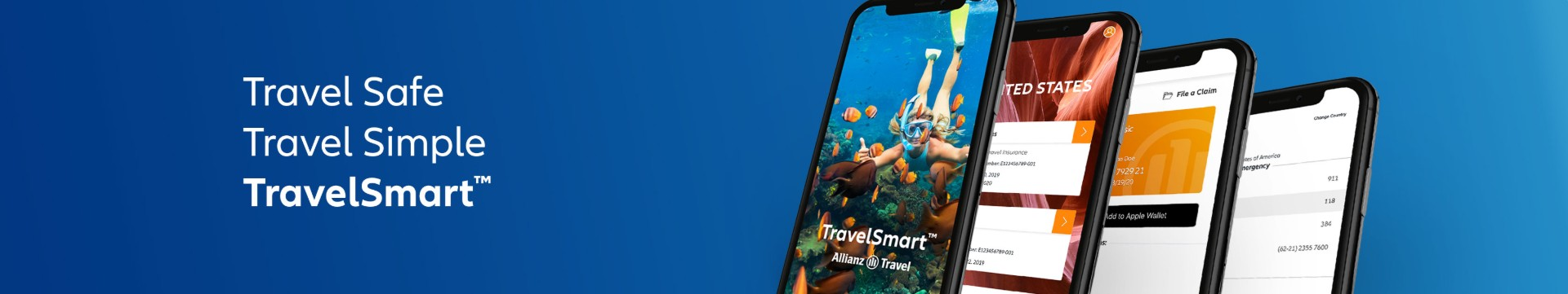 Allianz - TravelSmart App